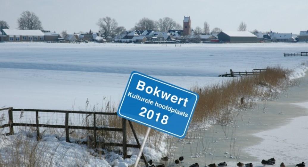 Bokwert Kulturele Hoofdplaats 2018