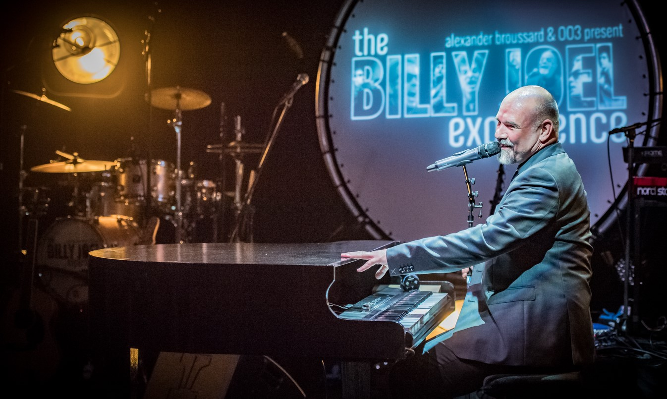 THE BILLY JOEL EXPERIENCE – THE PIANOMAN